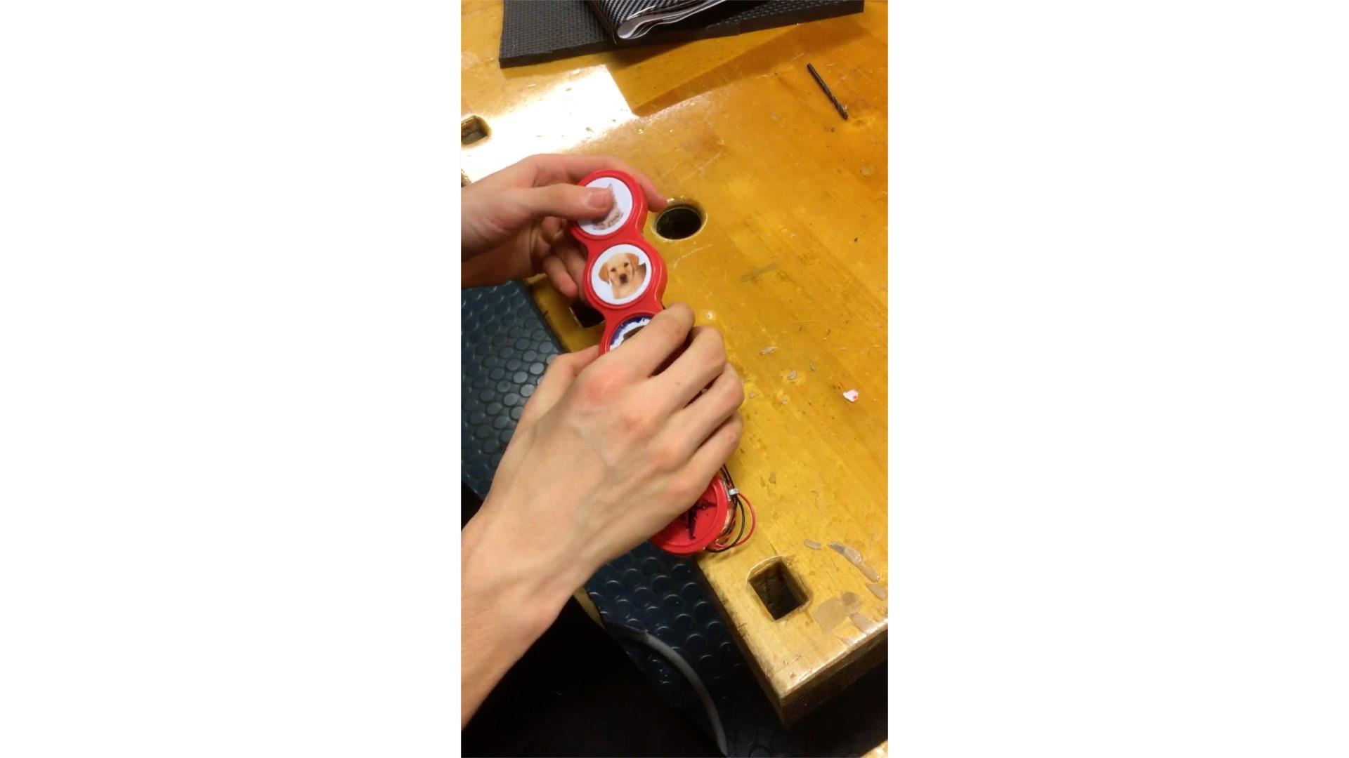 Alex - circuit benging
