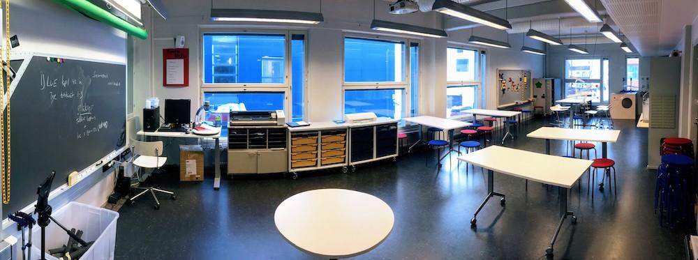 Arabia Makerspace, Helsinki