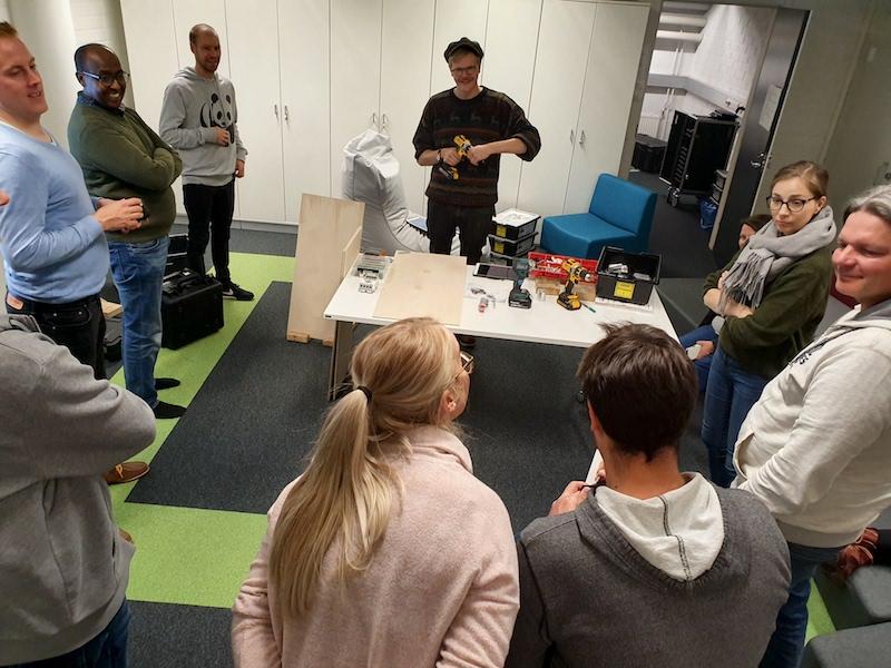 Maker-koulutus, Vantaa