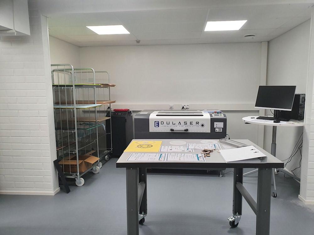 Robotiikan oppimiskeskus, Vantaa